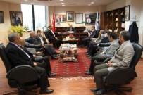 MURAT ARSLAN - DTB Başkanı Engin Yeşil Açıklaması