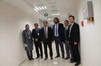 Ermenek Devlet Hastanesine 600 Bin Liralık Tıbbi Cihaz Ve Malzeme Yatırımı