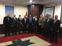 Erzincan Heyeti Ankara'da Önemli Adımlar Attı