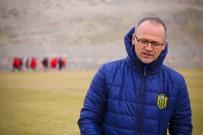 İRFAN BUZ - Evkur Yeni Malatyaspor'dan Hakem Tepkisi