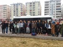 KARİYER ZİRVESİ - Genç Mühendis Adayları Kariyer Zirvesi İçin Gaziantep'e Gitti
