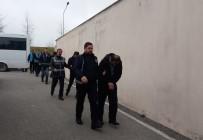 SAĞLIK RAPORU - Gözaltına Alınan 20 DAEŞ'li Adliyeye Sevk Edildi