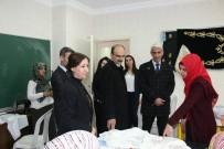 BÜYÜKÇIFTLIK - Hakkari Vali Yardımcısı Abacı Yüksekova'da
