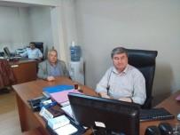 Hisarcık'ta Hac Kesin Kayıtları Başladı