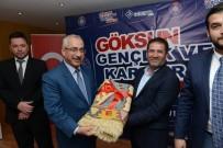 RADYO PROGRAMCISI - Kahramanmaraş'ta Kariyer Sahipleri Başarılarının Sırlarını Anlattı