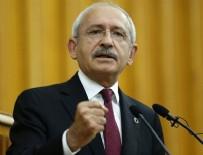 CHP - Kılıçdaroğlu: Ben kimi eleştireceğim?