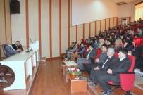 PEYAMİ SAFA - Kilis Üniversitesinde 'Her Konuda Serhat-Edebiyat' Konulu Söyleşi