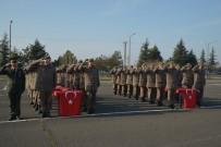 ESENGÜL CIVELEK - Kırklareli'nde 366. Kısa Dönem Jandarma Erler Yemin Etti