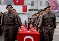 BAYRAM HAVASI - Kısa Dönem Askerler Yemin Etti