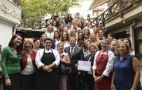 MALTEPE ÜNIVERSITESI - Maltepe'de 'Kadınlar Günü' Coşkusu