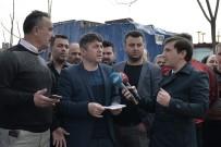 TABIPLER ODASı - Maltepe Pazarı Esnafları Havagazı Fabrikası'nın Yıkılması İstiyor