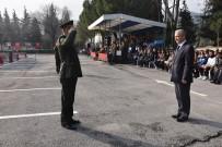 JANDARMA MARŞI - Manisa'da Kısa Dönem Jandarma Erler Yemin Etti
