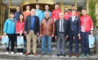 Masa Tenisi Milli Takımı Yalova'da Kampa Girdi