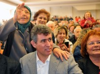 UMUTSUZLUK - Metin Feyzioğlu Seferihisar'da Konuştu