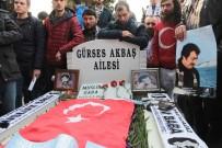 MUHTEREM NUR - Müslüm Gürses Ölümünün 4'Üncü Yılında Kabri Başında Anıldı