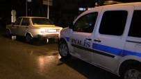 ARAÇ KULLANMAK - Polisten Kaçan Ehliyetsiz Sürücü Yakalandı