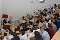 HÜSEYIN YıLMAZ - Rektör Şahin Açıklaması 'Tıp Fakülteleri Üniversitelerin Lokomotifidir'