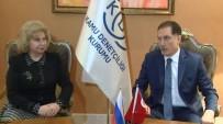 OMBUDSMAN - Rus Ve Türk Ombudsmanları Arasında İşbirliği Anlaşması