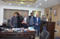 FATİH KARACA - Saadet Partisinden Başkan Bahçavan'a Erbakan Ziyareti