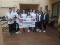 SAĞLIK SİSTEMİ - Salihli'nin Hemşirelik Öğrencileri İspanya'da Staj Yaptı