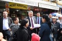 ÇıKMAZ SOKAK - Seyhan'da 93 Çıkmaz Sokak Açıldı