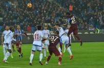 AHMET ŞAHIN - Trabzonspor, Kardemir Karabükspor'u Tek Golle Geçti