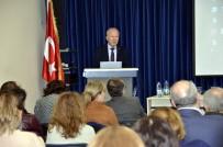 ECZACI ODASI - Türk Eczacıları Birliği Aydınlı Eczacılarla Buluştu