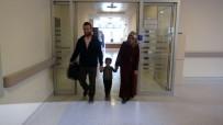 PLASTİK CERRAHİ - Üç Yaşındaki Rabia'nın Yanık Kolu Kesilmekten Kurtarıldı