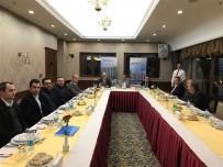 TUNCELİ VALİSİ - Ümraniye'den Tunceli'ye Kardeşlik Ziyareti