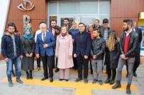 KARA KUVVETLERİ - Üniversite Öğrencileri El Bab'ta Görev Yapan Askerlere Mektup Gönderdi