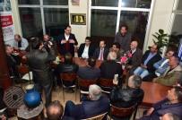 HALK OTOBÜSÜ - Uşak'ta Referandum Çalışmaları