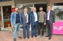 ÖZERK ÖZCAN - Vali Güvençer Saruhanlı Esnafını Ziyaret Etti