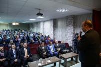 YÜKSEK ÖĞRETİME GEÇİŞ SINAVI - Vali Ustaoğlu Açıklaması 'Ülkenin Geleceği Sizlersiniz'