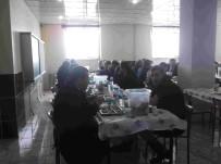MEHMET NURİ ÇETİN - Varto'da 'Genç Sadalar Kur'an-I Kerim'i Güzel Okuma' Yarışması