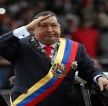 HUGO CHAVEZ - Venezuela'da Hugo Chavez Anıldı