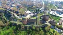 ALİ HAMZA PEHLİVAN - 2000 Yıllık Tarihi Surlarda Restorasyon Başladı