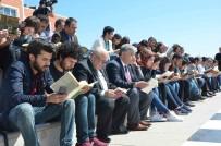 MUSTAFA TALHA GÖNÜLLÜ - Adıyaman Üniversitesinde Kitap Okuma Etkinliği