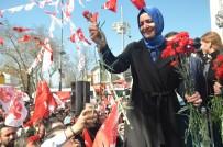 RAVZA KAVAKÇI KAN - Aile Ve Sosyal Politikalar Bakanı Kaya'ya Sevgi Seli