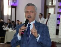 SELÇUK ÖZDAĞ - AK Parti Genel Başkan Yardımcısı Ataş Manisa'da