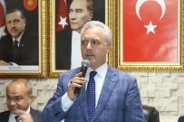 VATAN HAINI - AK Parti'li Ataş, Akhisar Teşkilatı İle Buluştu