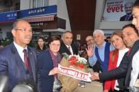 AK Parti'li Fatma Güldemet Sarı Kadirli'de Halka Hitap Etti