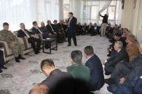 BÜYÜKÇIFTLIK - AK Parti'li Özbek'ten Dayanışma Yemeği