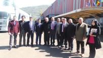 HEKIMOĞLU - AK Parti Trabzon Milletvekili Muhammet Balta Açıklaması