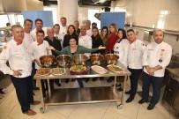 HALIÇ KONGRE MERKEZI - Alanya Belediyesi Yöresel Yemek Atölyesi Haliç'e Hazır