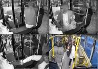 OTOBÜS ŞOFÖRÜ - Antalya'da Halk Otobüsüne Taşlı Saldırı