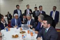 DEMİRYOLU PROJESİ - Bakan Ahmet Arslan, STK'larla Bir Araya Geldi