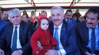 KARS VALISI - Bakan Arslan, Kağızman'da Cami Ve Kuran Kursu Temel Atma Törenine Katıldı