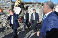 KÜLTÜR TURIZMI - Bakan Arslan, 'Osmanlı Mahallesi Projesi' Çalışmalarını Başlattı