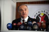 YARI BAŞKANLIK - Bakan Özlü Açıklaması '16 Nisan'da Türkiye Şaha Kalkacak'