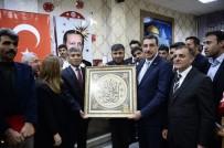 SERVİSÇİLER ODASI - Bakan Tüfenkci Açıklaması 'Cumhurbaşkanlığı Hükümet Sistemiyle Beraber Türkiye Atağa, Depara Geçecek'